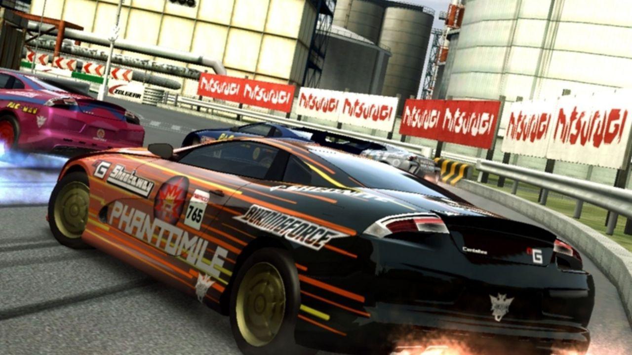 Ridge Racer 7, immagini e conferma 1080p