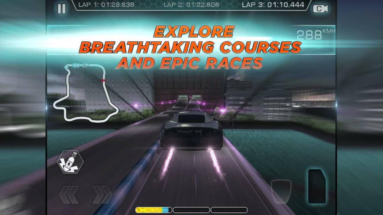 Ridge Racer Slipstream disponibile su App Store