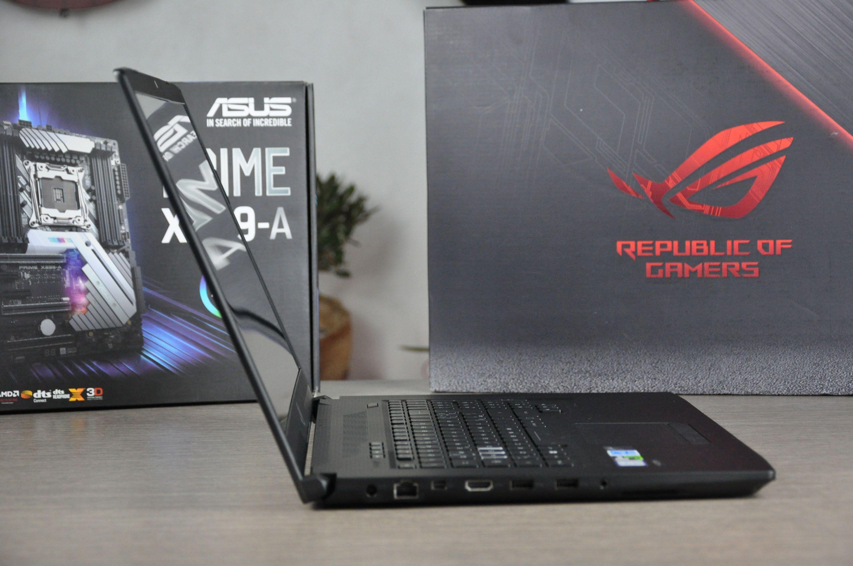 ROG Strix Scar Edition Recensione: un laptop gaming sottile