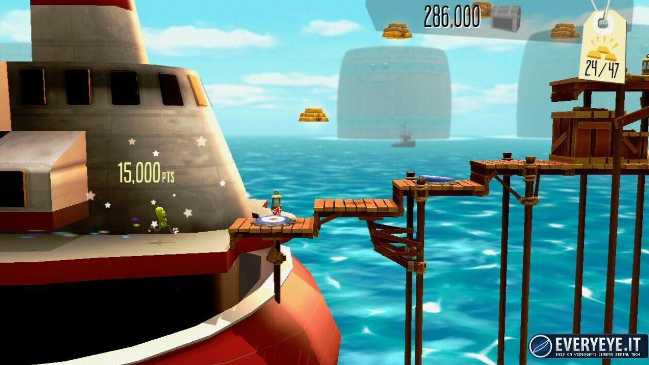 La versione Wii U di Runner 2 offrirà sfide retro sul GamePad