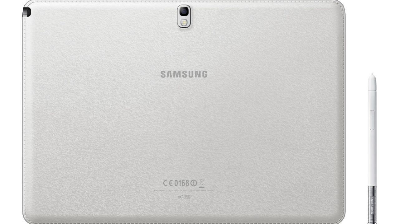 Galaxy Note 10.1 con processore Exynos quad core