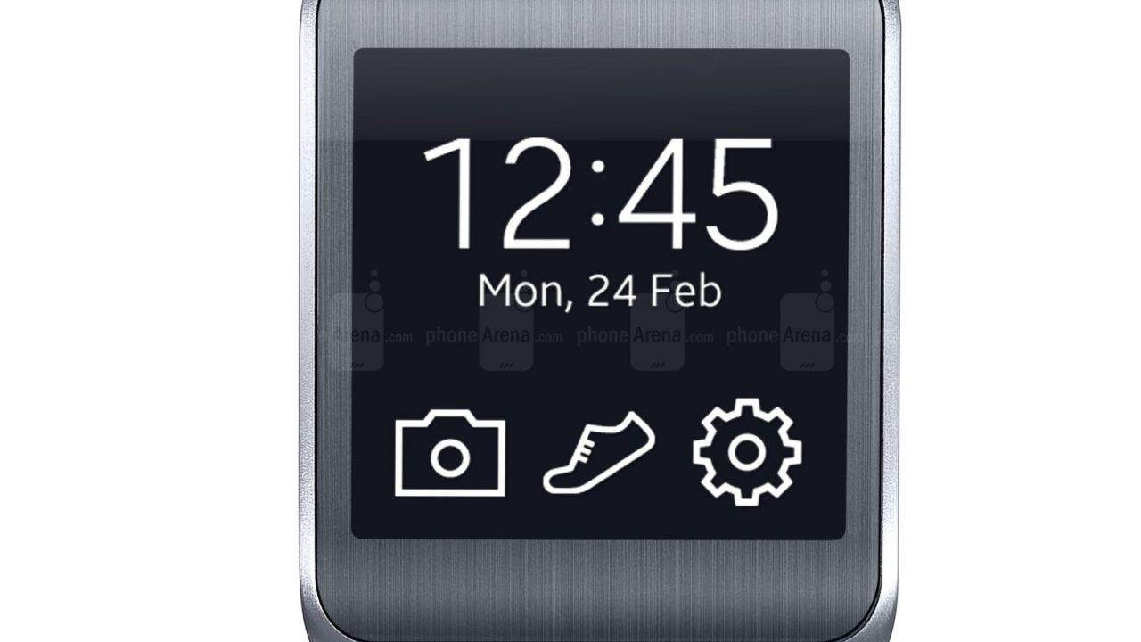 Samsung presenta ufficialmente lo smartwatch Gear 2