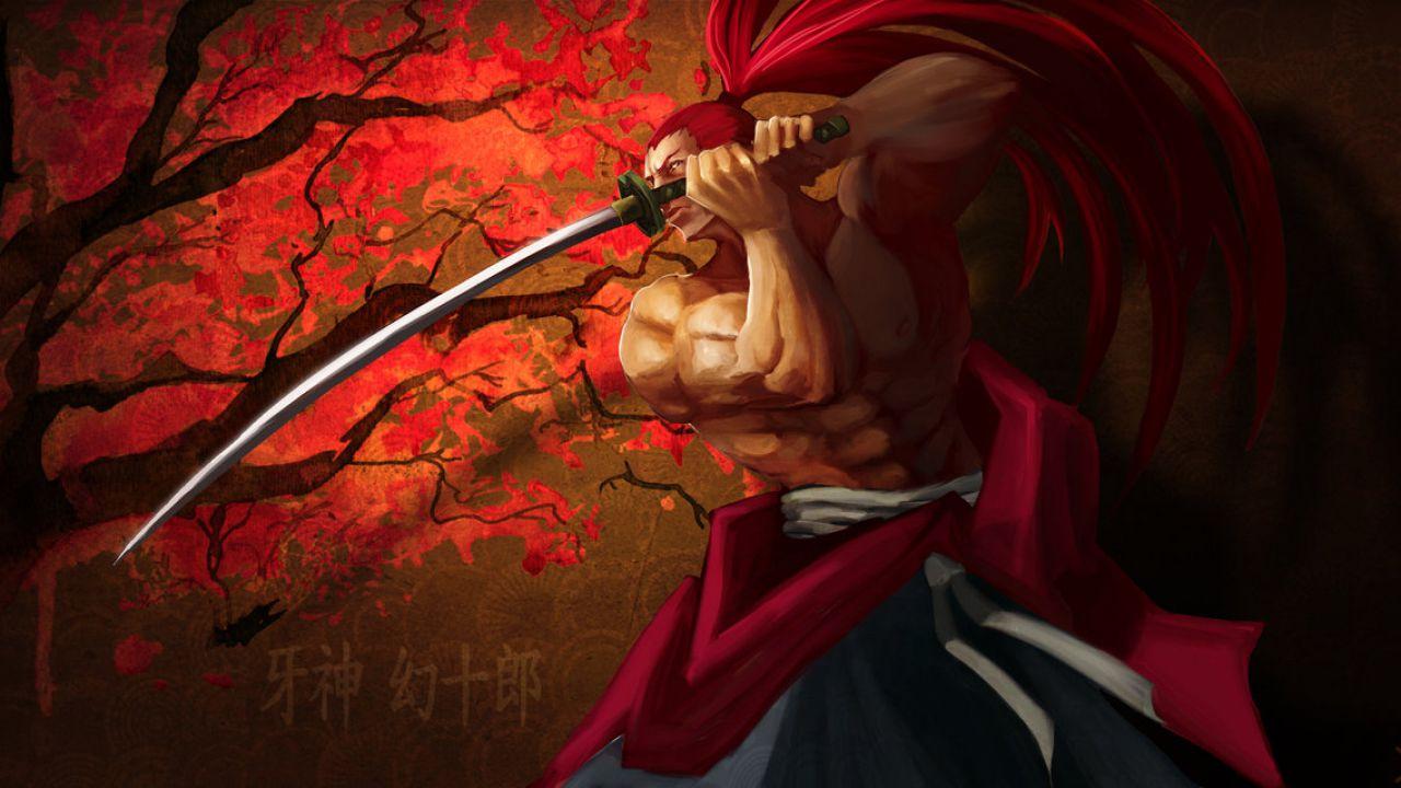 Rising Star Games annuncia per l'Europa Samurai Shodown Sen