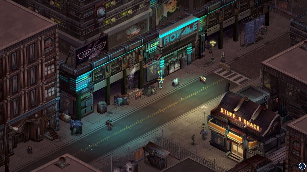 Shadowrun Return arriverà a Giugno su Steam