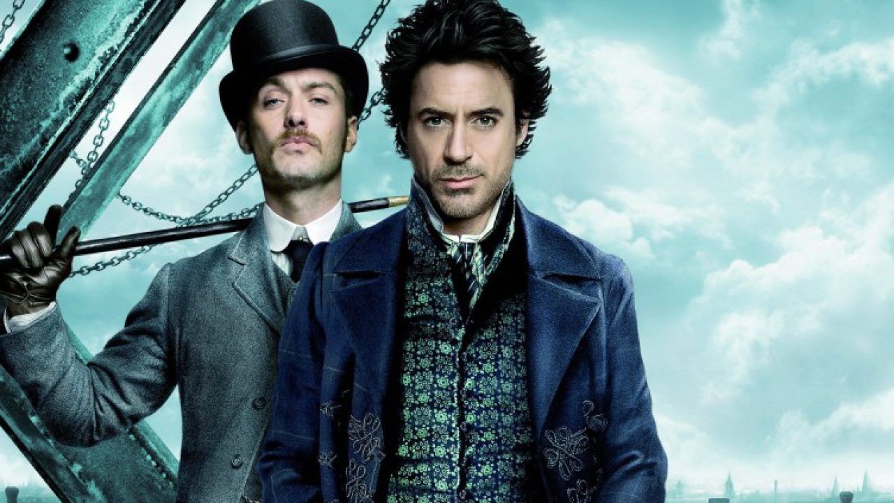 Sherlock Holmes 2, Due Date e Gravity. Parla Robert Downey Jr.