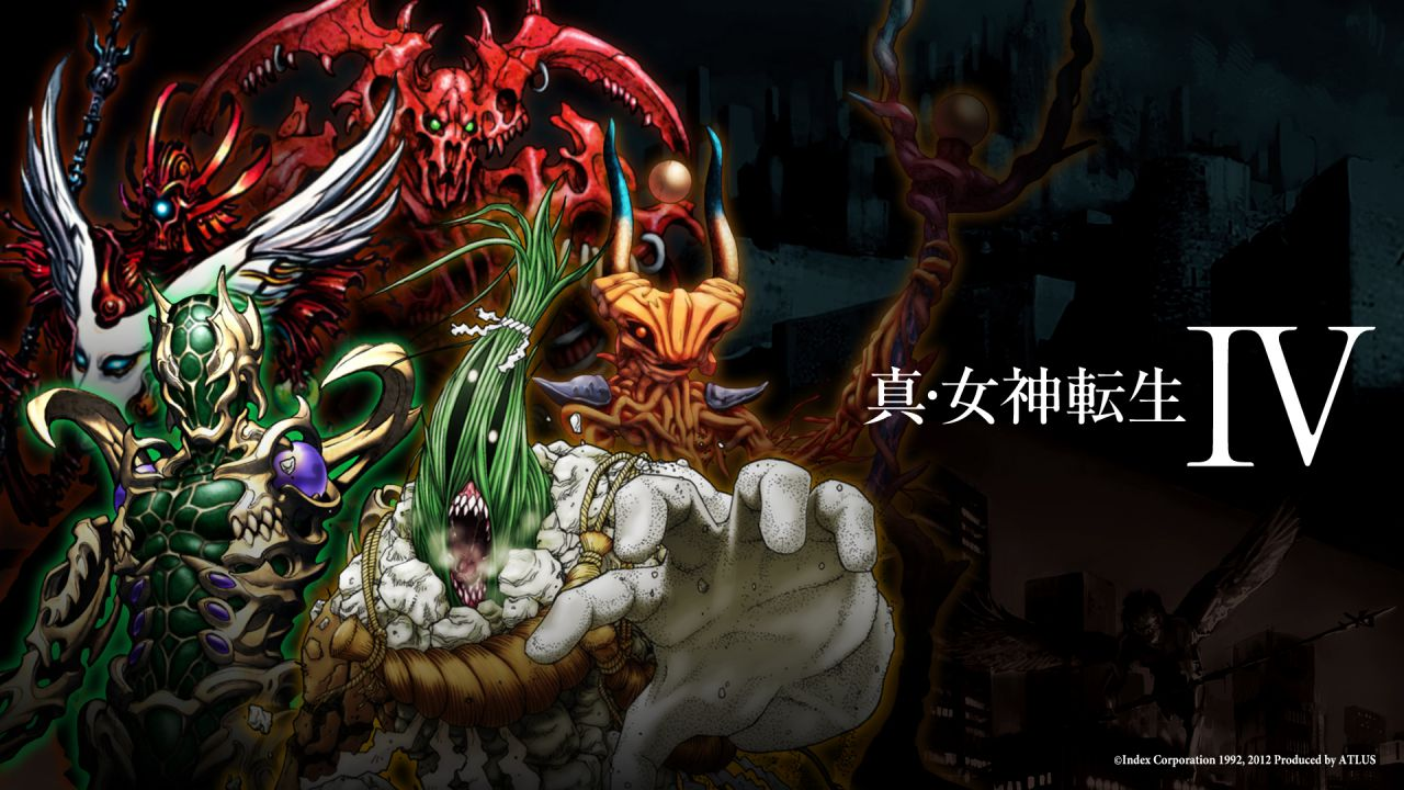 Shin Megami Tensei IV: video gameplay dedicato ai demoni