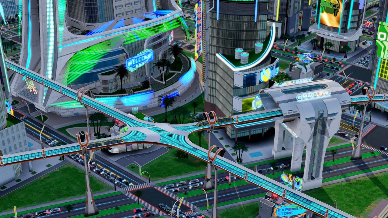 SimCity: torna la Cheetah Speed