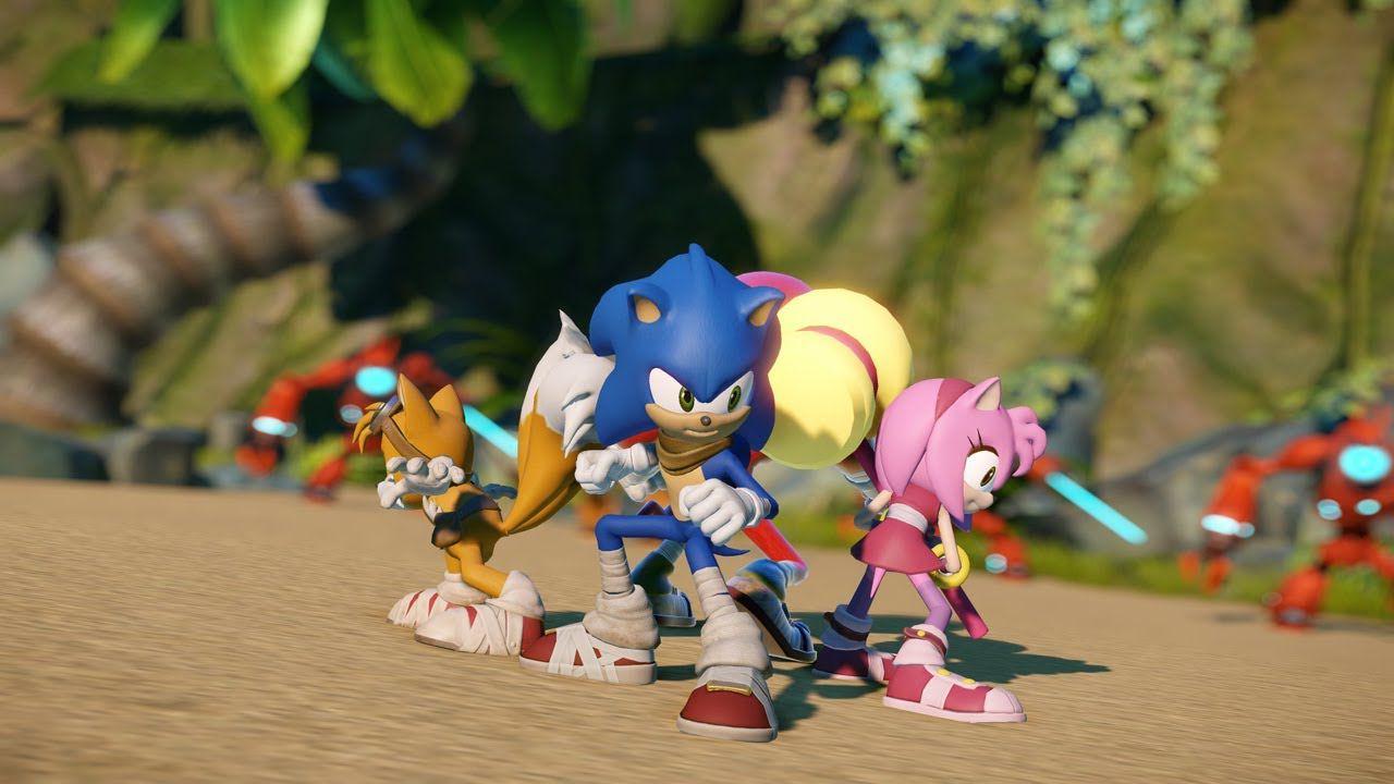 Sonic Boom: un video per la versione 'Rise of Lyric' su Wii U