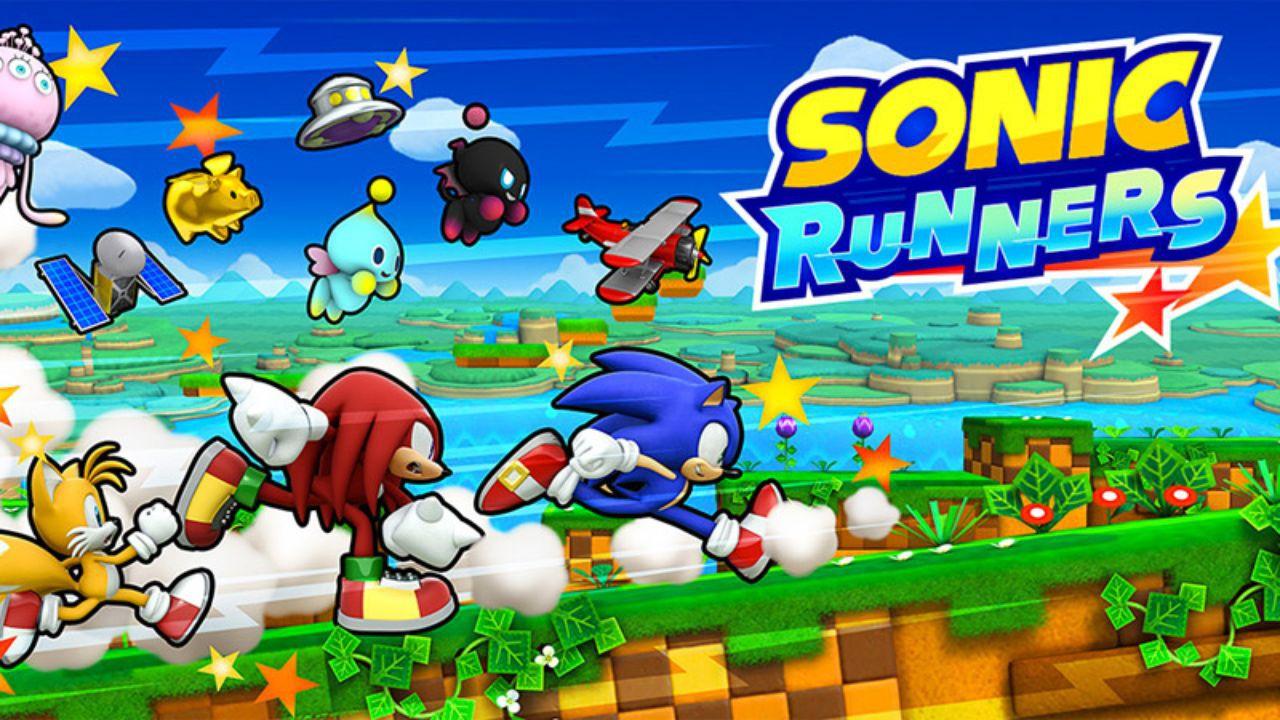 Sonic Runners annunciato per smartphone e tablet