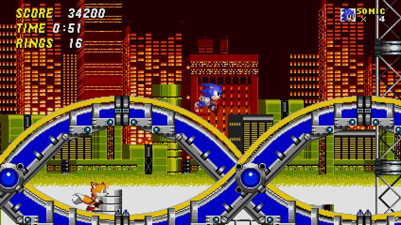 Sonic the Hedgehog 2 è disponibile su AppStore