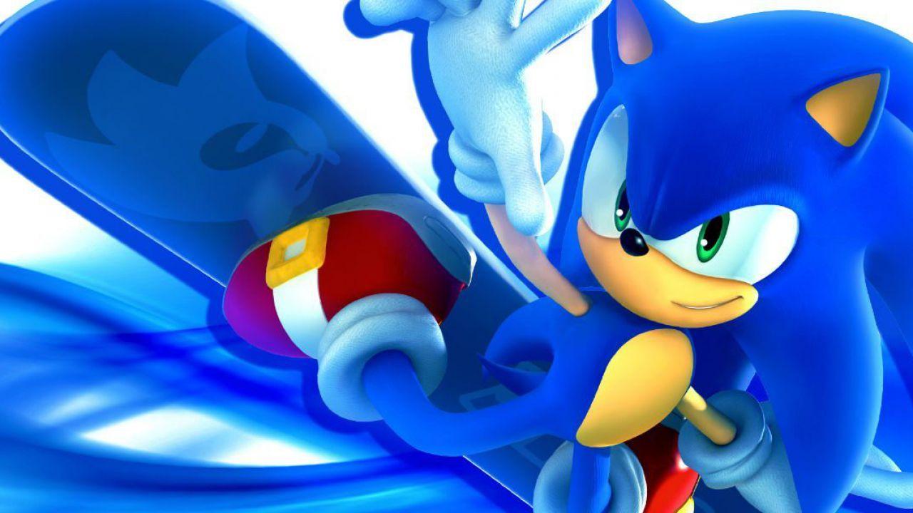 Sonic in un titolo di skateboard cancellato per Xbox