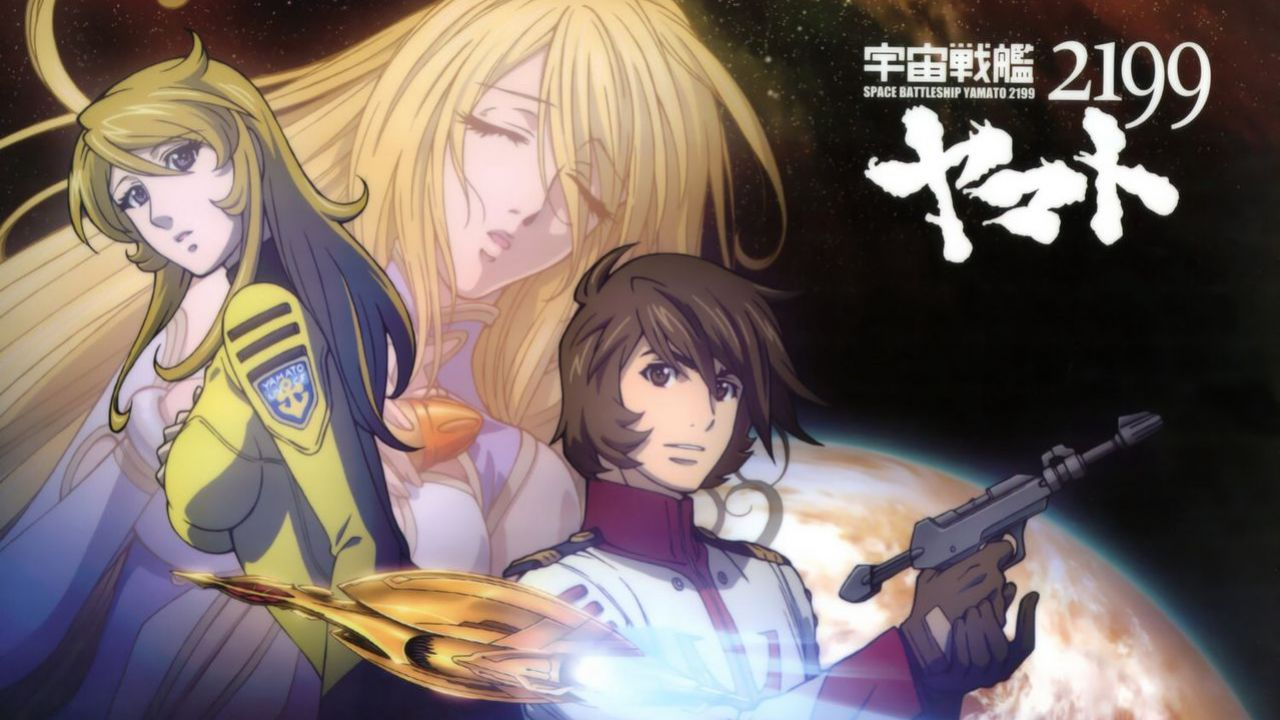 Space Battleship Yamato 2199, il nuovo film animato arriva ad autunno