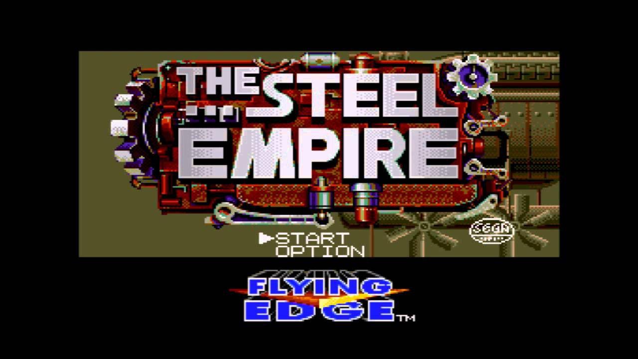 Steel Empire: la versione 3DS uscirà anche in USA entro la fine dell'anno