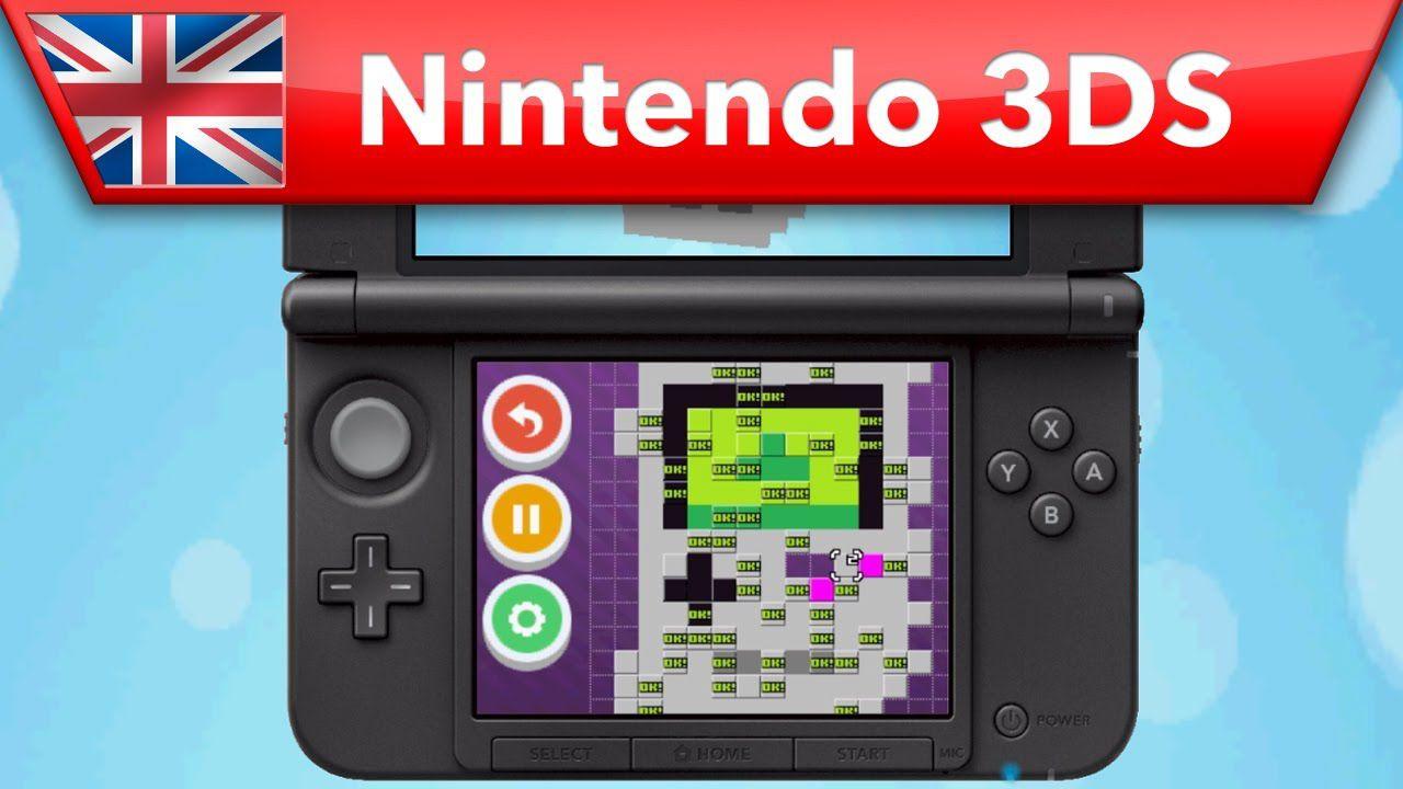 Tappingo: nuovo puzzle game per 3DS in arrivo su eShop