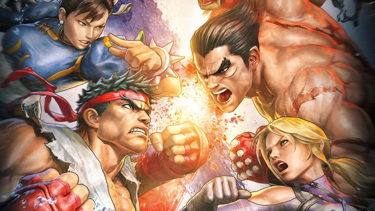 Tekken x Street Fighter: un artwork ci indica la direzione artistica del titolo?