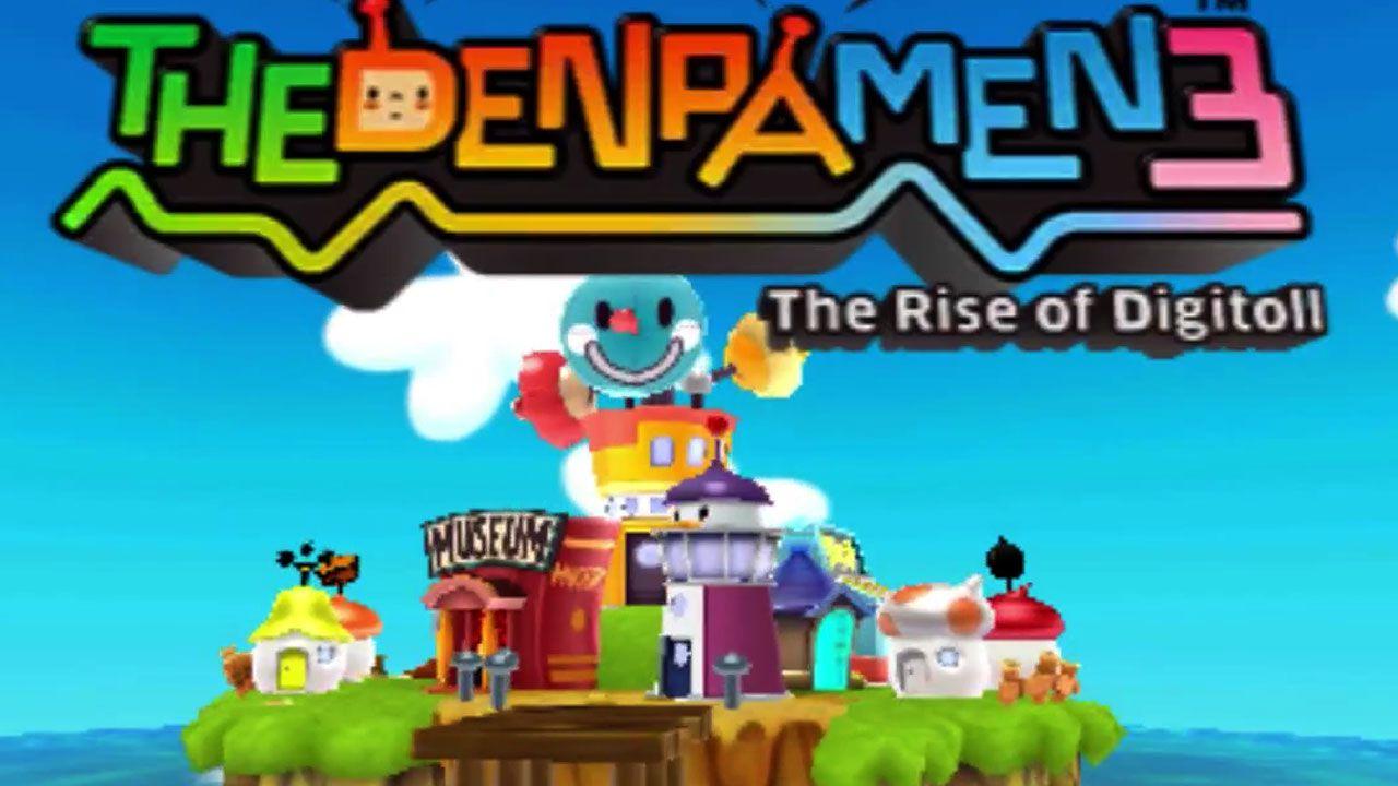 The Denpa Men 3: Rise of the Digi Toll Read arriva su 3DS