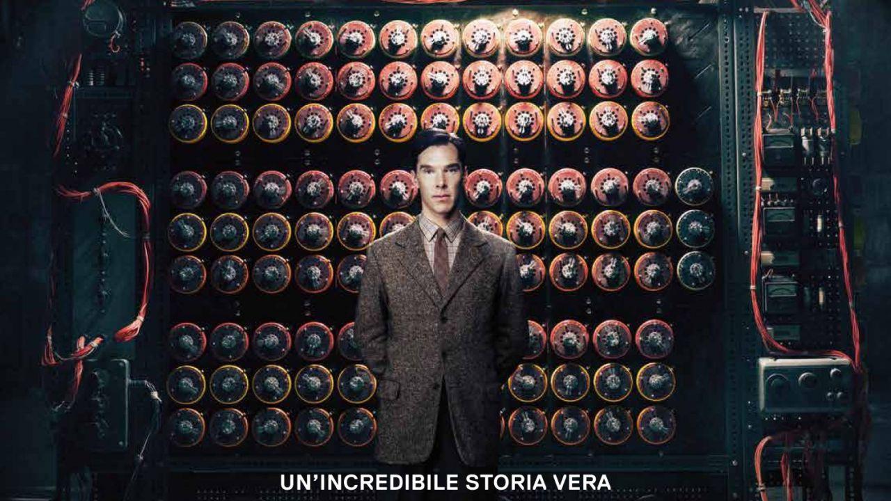 The Imitation Game, trailer ufficiale dal film con Benedict Cumberbatch