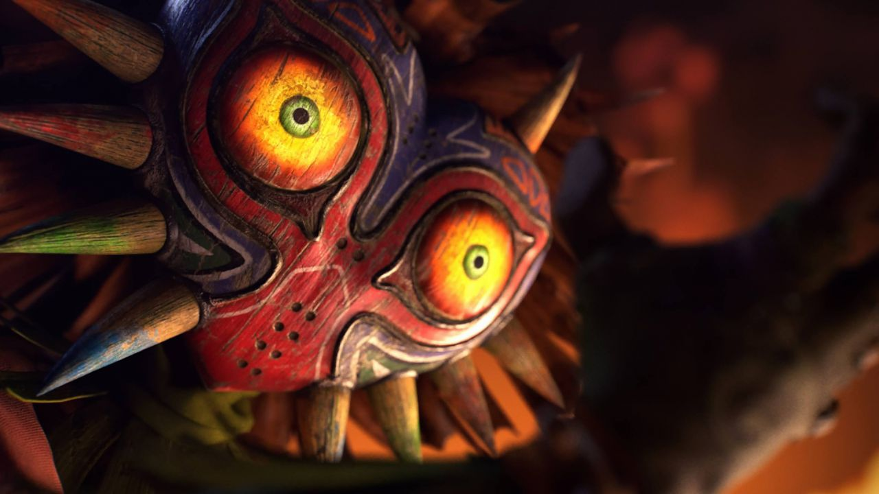 The Legend of Zelda Majora's Mask 3D: video confronto con la versione per Nintendo 64