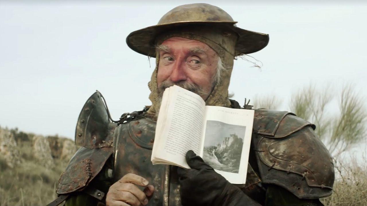 Risultati immagini per the man who killed don quixote