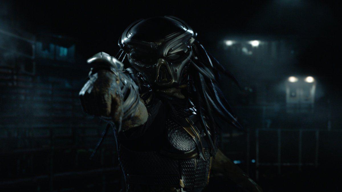 The Predator: l'adrenalinico nuovo trailer in ITALIANO!