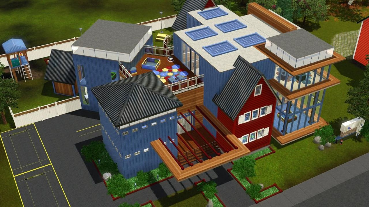 The Sims 3 arriva su Steam
