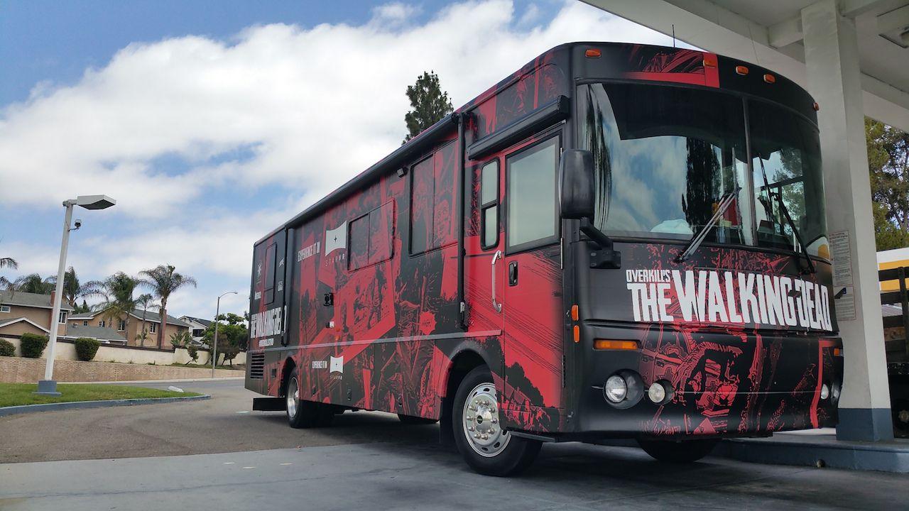The Walking Dead: nuovi dettagli sul progetto di Overkill Software