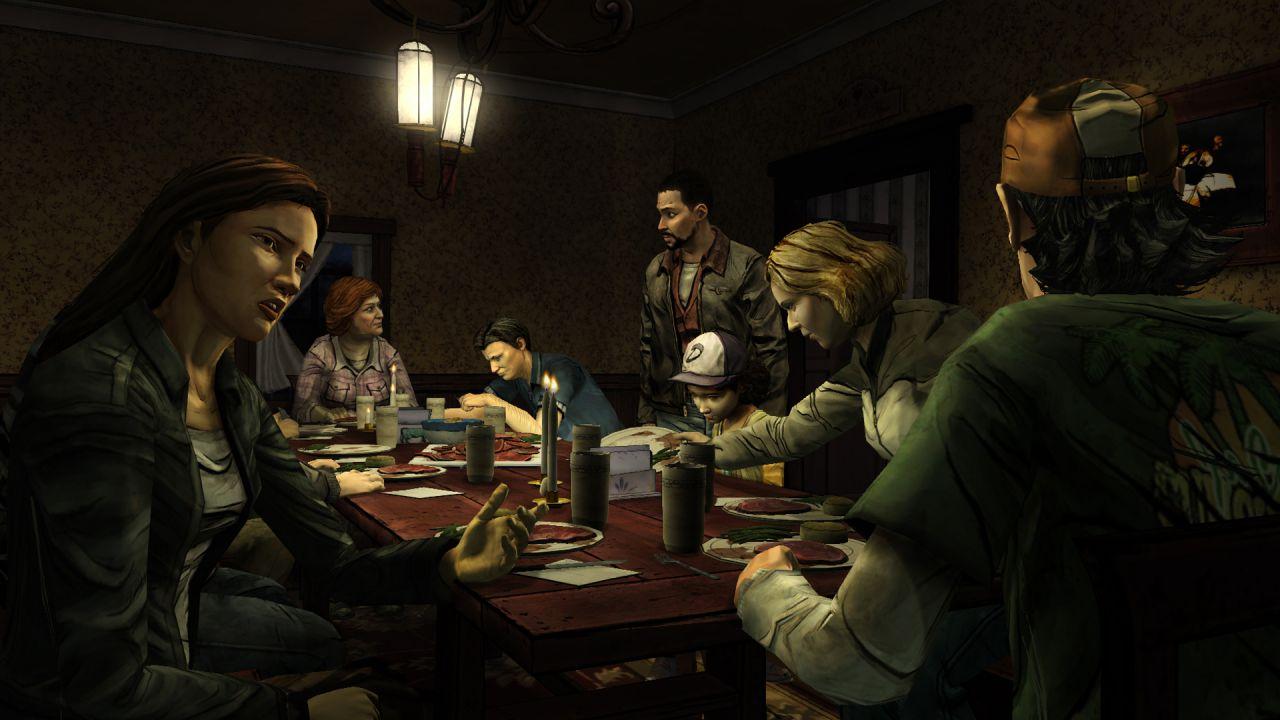 The Walking Dead Stagione 2 disponibile su iOS