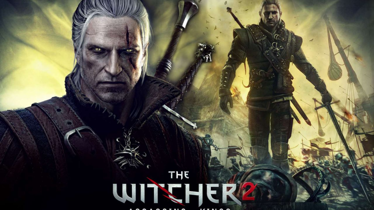 The Witcher 2: filmato dalla versione Xbox 360