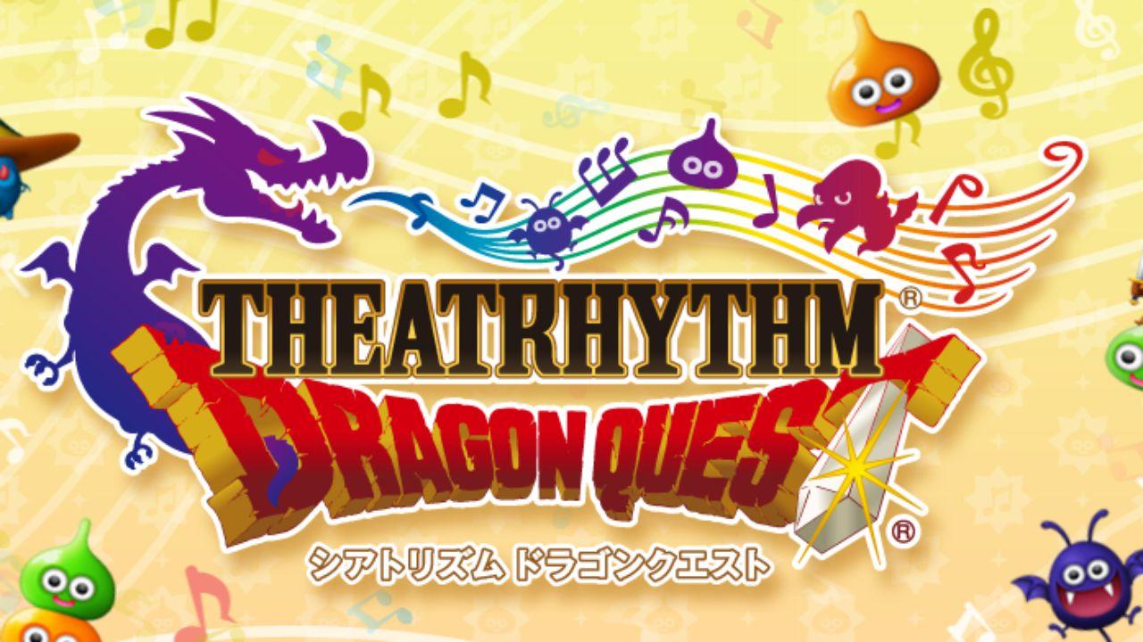 Theatrhythm Dragon Quest, primi screenshot del gioco
