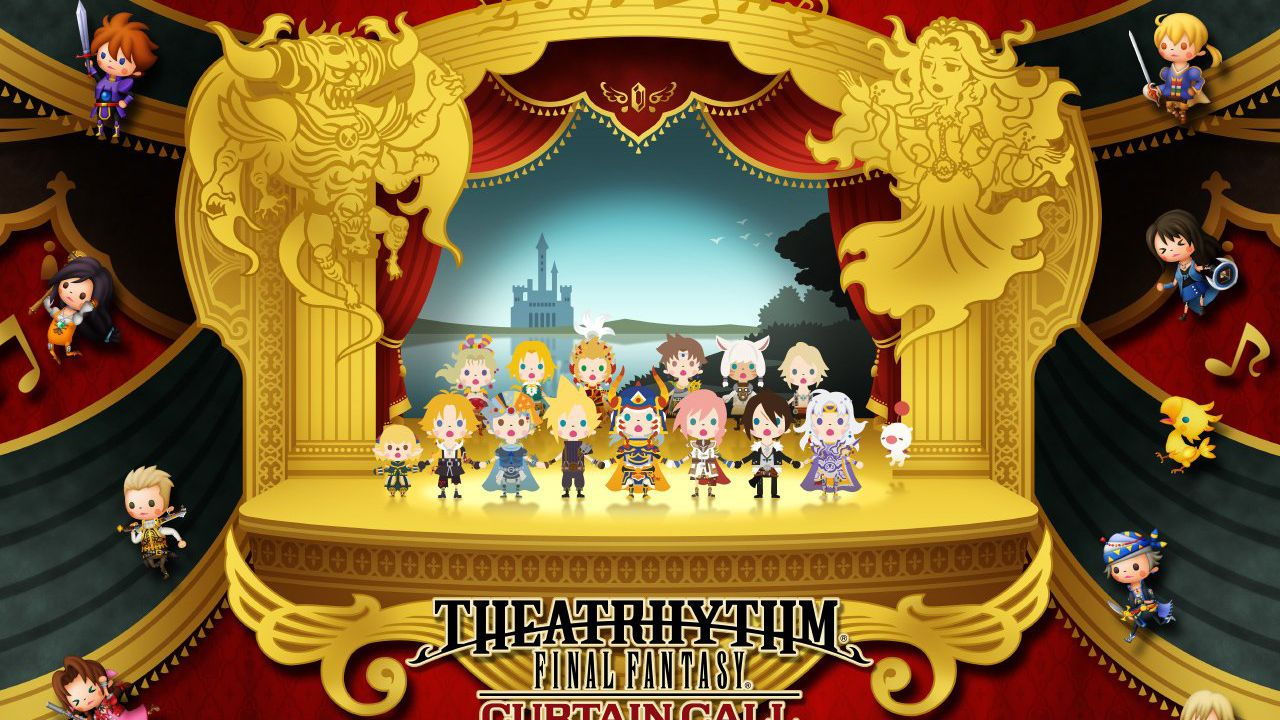 Theatrhythm Final Fantasy: Curtain Call - un video per la canzone DLC Library of the Ancients