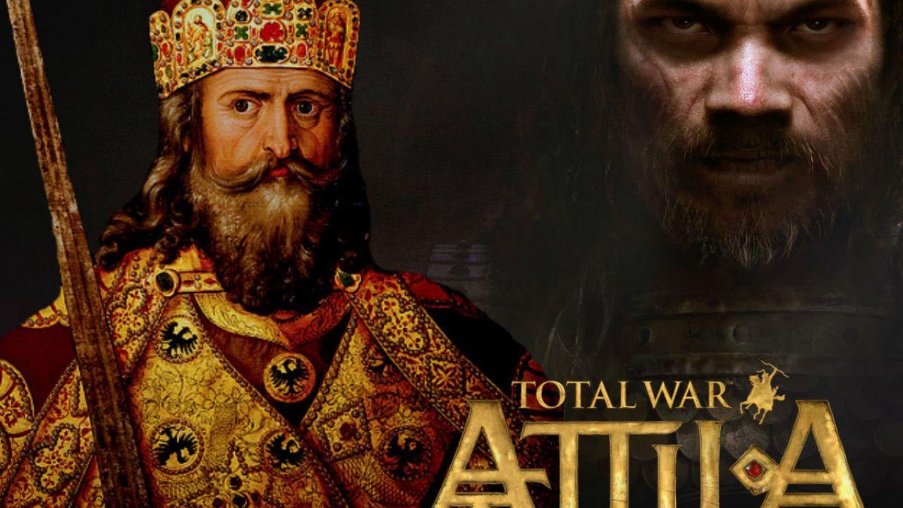 Total War: Attila annunciato per PC e Mac, lancio nel 2015
