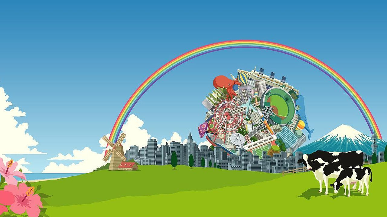 Touch my Katamari: il video d'apertura