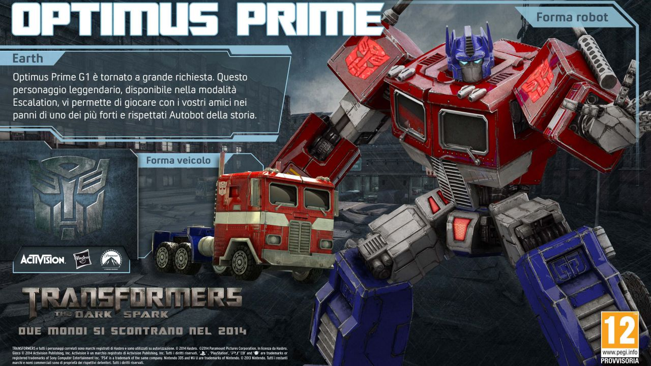 Transformers: Rise of the Dark Spark, data di uscita svelata?