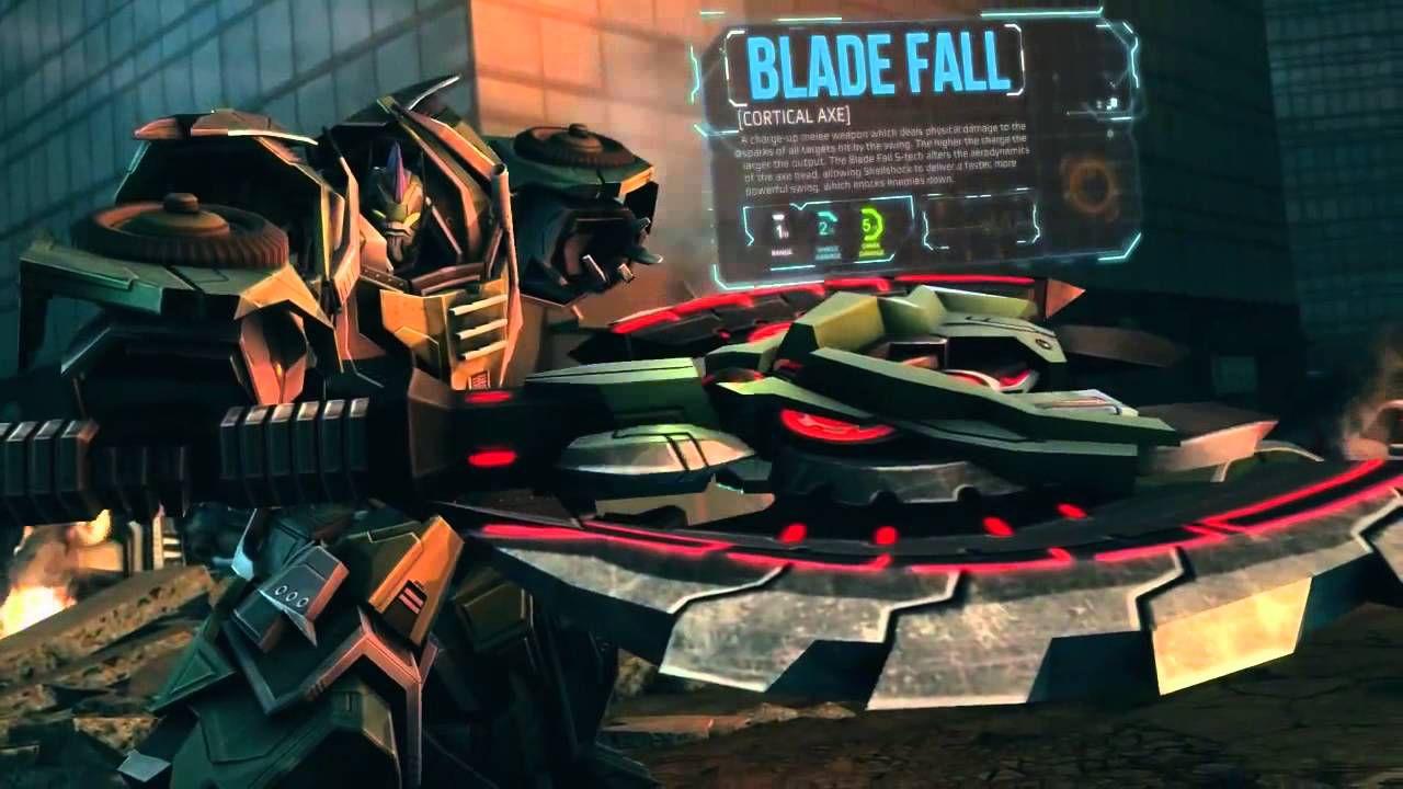 Transformers Universe: teaser trailer e immagini per l'MMO dedicato ai robottoni