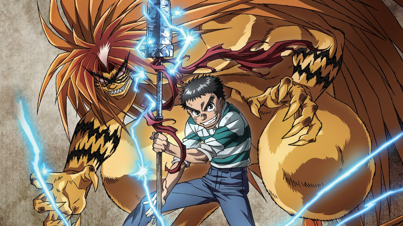 Ushio & Tora, il manga ritorna su rivista per beneficenza