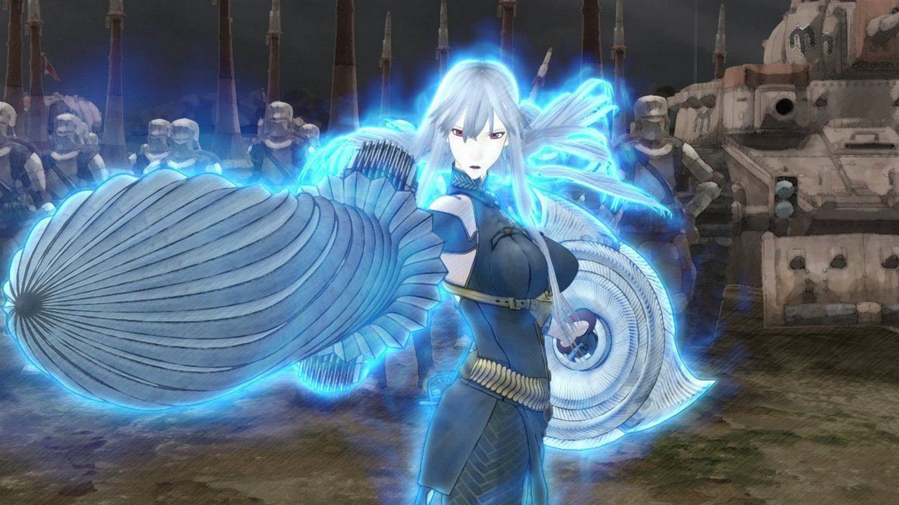 Valkyria Chronicles 3: disponibile l'opening