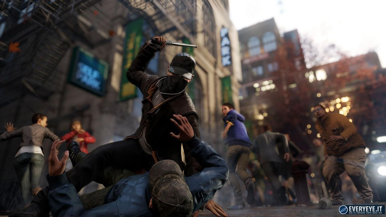 Watch Dogs: pubblicato nuovo video gameplay