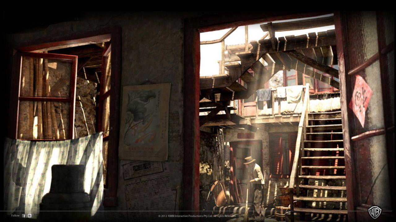 Whore of the Orient: dettagli per il nuovo gioco del team di sviluppo di LA Noire per PS4 e Xbox 720
