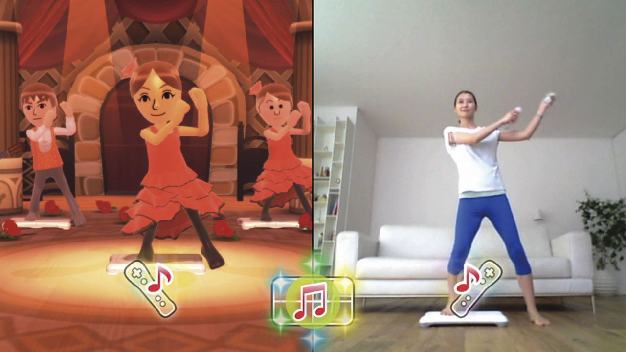 Wii Fit U: video gameplay dal NIntendo Direct Giapponese