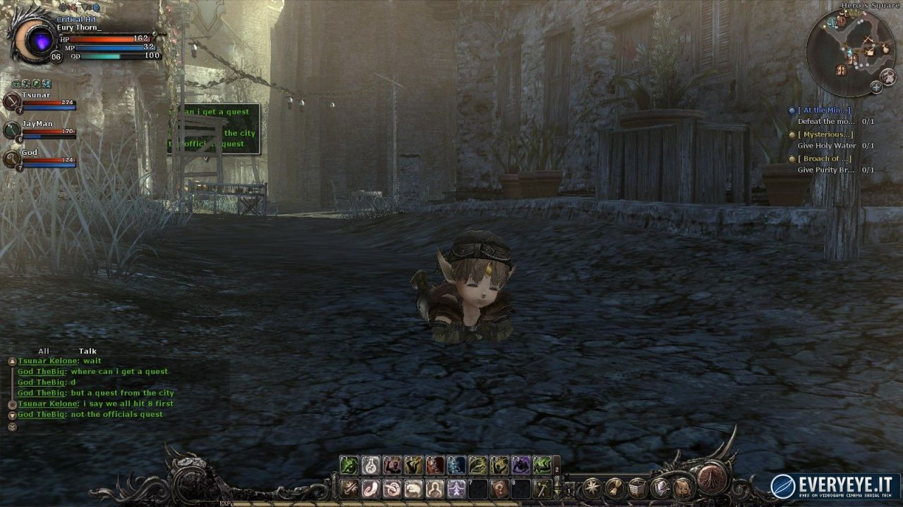 Wizardry Online spegne i server beta e si prepara al lancio del 16 gennaio