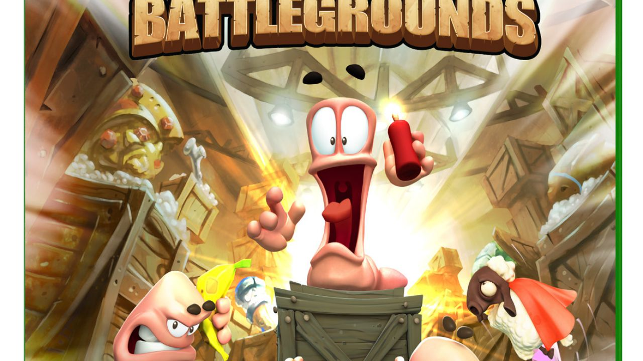 Worms Battlegrounds annunciato per PlayStation 4 e Xbox One