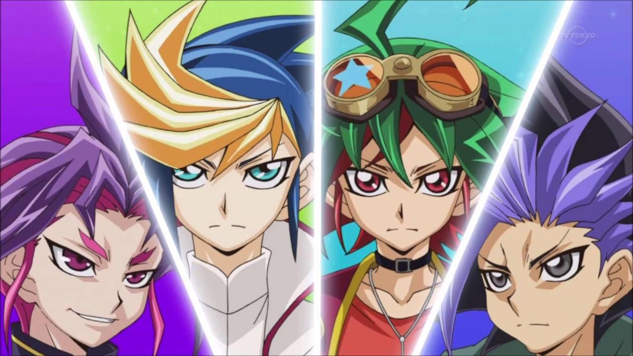 Yu-Gi-Oh! Arc-V, un promo dal nuovo anime televisivo