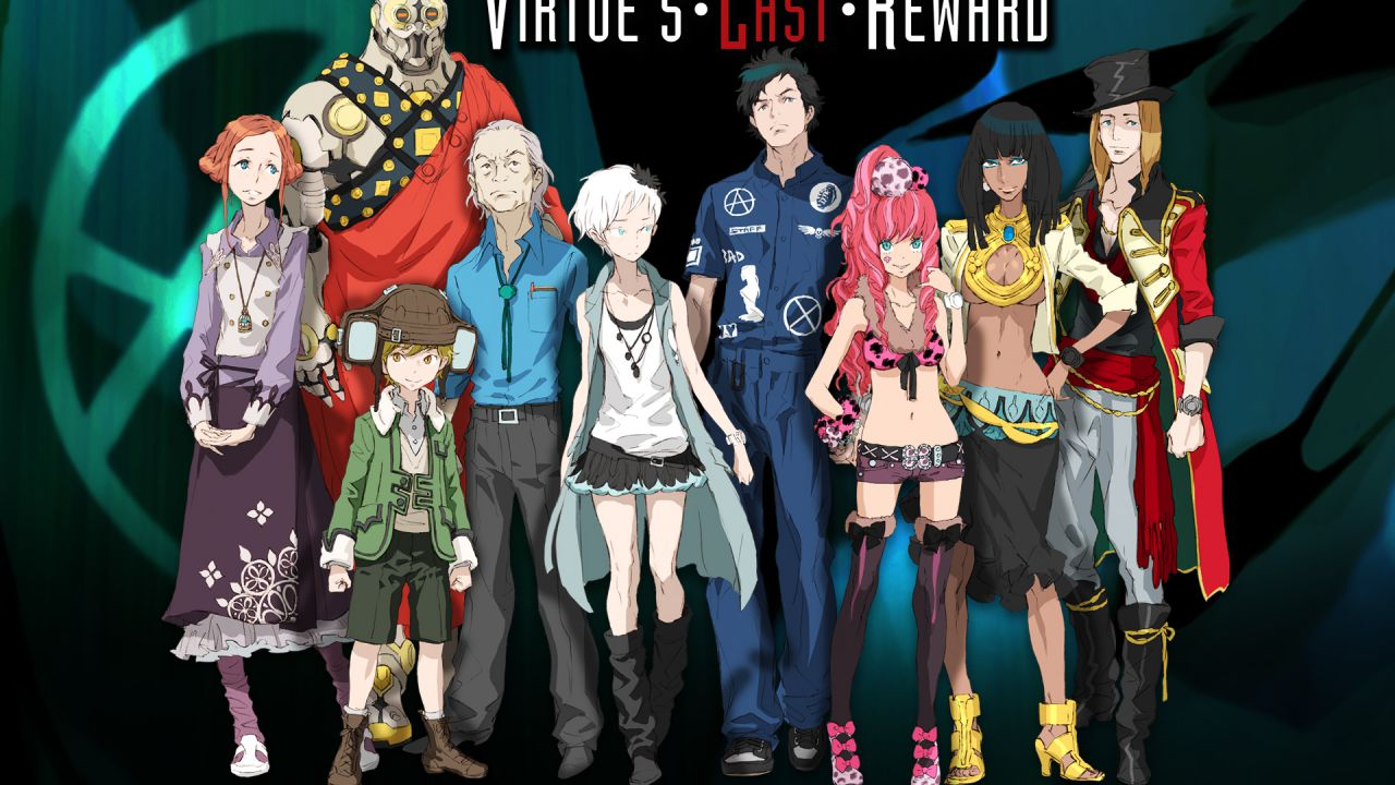Extreme Escape Adventure Good People Die annunciato negli USA con il titolo Zero Escape: Virtue's Last Reward