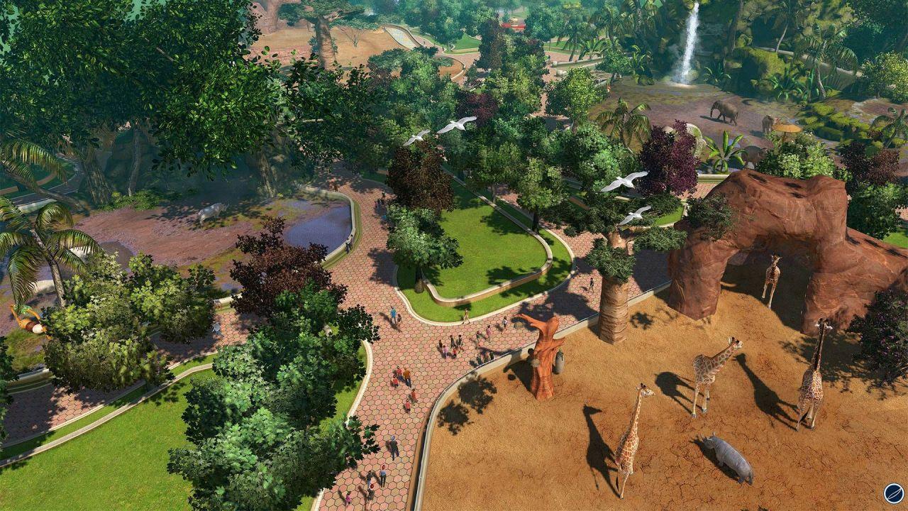 Zoo Tycoon si mostra in un trailer dalla Gamescom