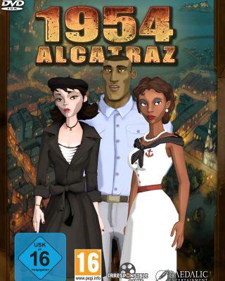 1954: Alcatraz