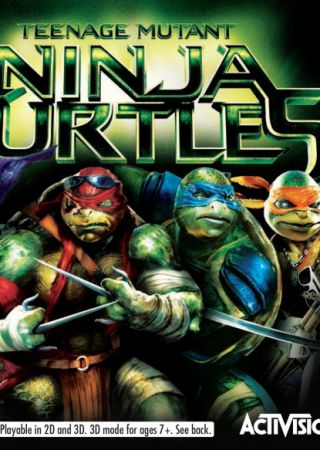 2014 Teenage Mutant Ninja Turtle