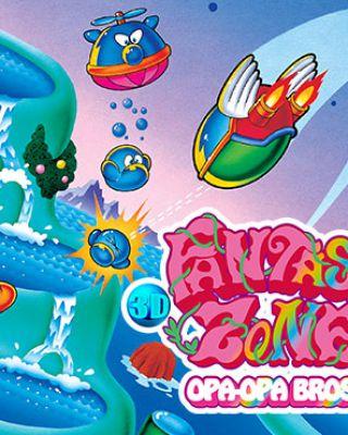 3D Fantasy Zone Opa-Opa Bros
