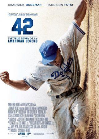 42 - La vera storia di una leggenda americana