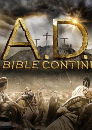 A.D.: Beyond the Bible