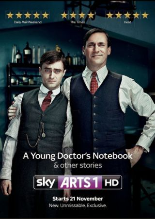 A Young Doctor's Notebook - Stagione 2